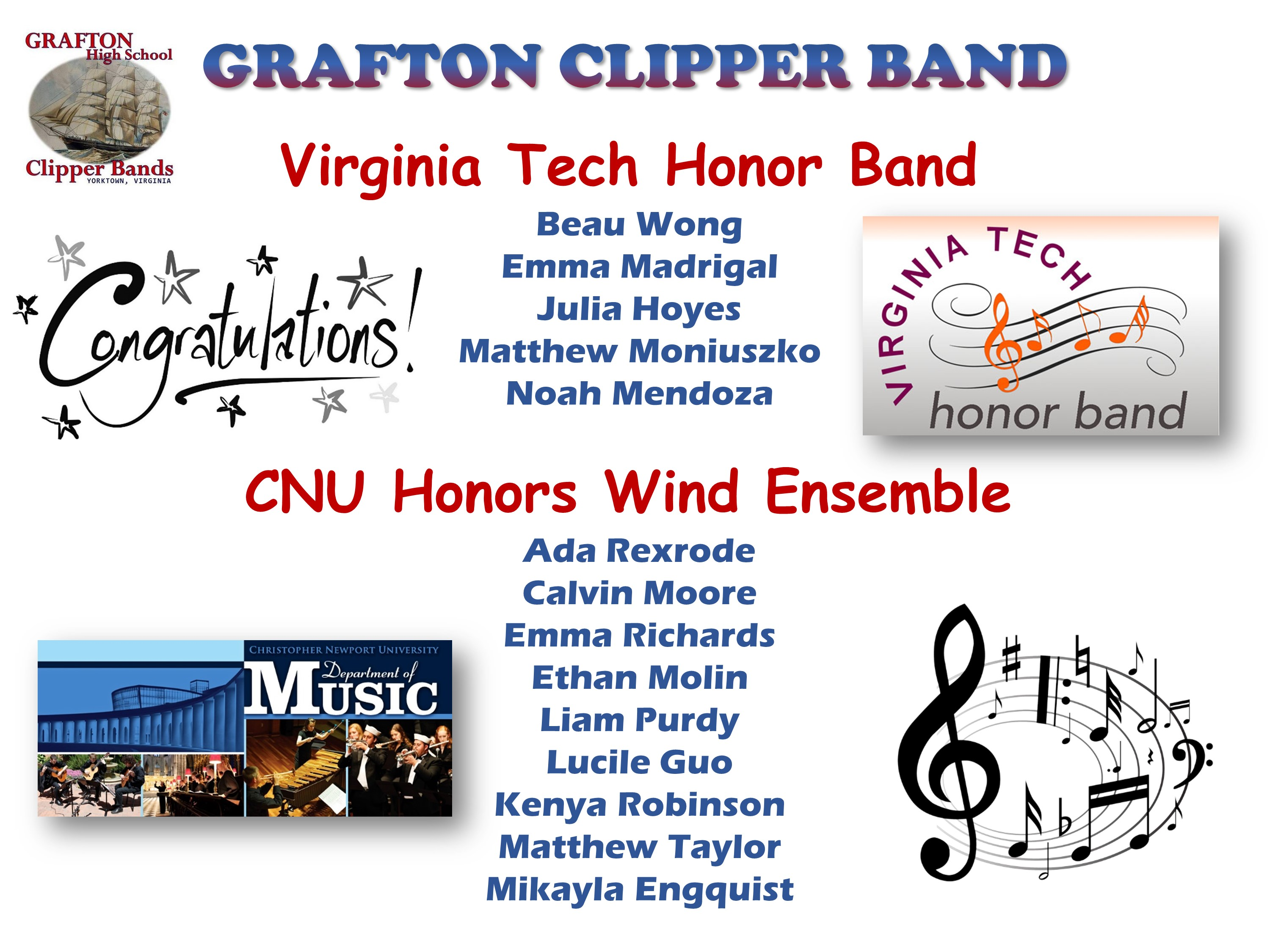Honor Bands